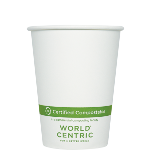 12oz small Compostable Hot Cup