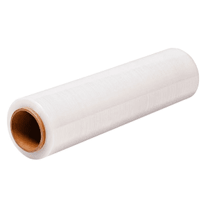 """Compostable Commercial 12"""" x 2000"""" Roll Cling Wrap"""