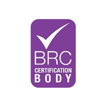 BRC Certification Badge